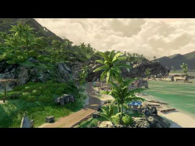 Video Far Cry 3 Pre Order Dlc Revealed Mcv Develop
