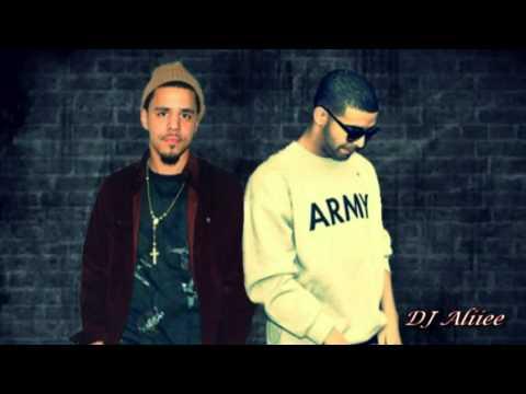 Drake feat JCole   Dreams NEW 2013   DJ Aliiee