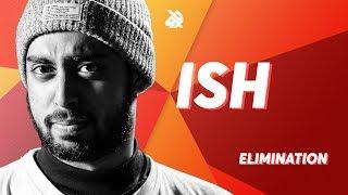 Gambar cover ISH  |  Grand Beatbox SHOWCASE Battle 2018  |  Elimination