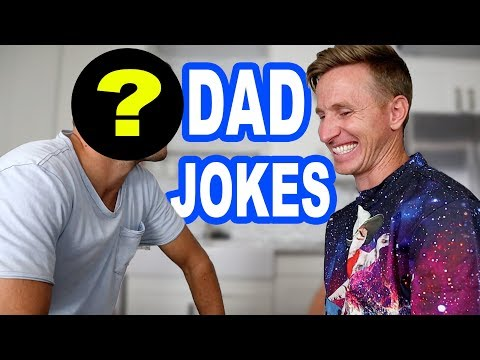 Extreme Dad Jokes Davey vs Celebrity Guest