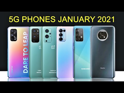 Best 5G Mobile Phones to Buy in India in January 2021   5G Phones Under 15000 in 2021 🔥