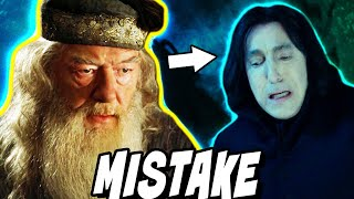 The 5 BIGGEST Mistakes These Hogwarts Professors Made - Harry Potter Explained