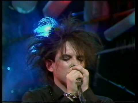 The Cure * UK TV performance * The Tube * 1984