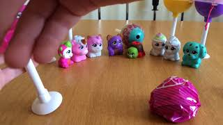 Pookeytalks Cake Pop Cuties and Pikmi Pops with Daisy. Hiding chick (no 17)