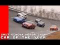 Car Of The Year Ceremony & Winner 2017 At Geneva Motor Show