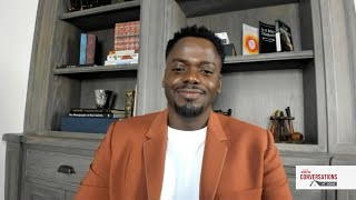 Conversations at Home with Daniel Kaluuya of JUDAS AND THE BLACK MESSIAH
