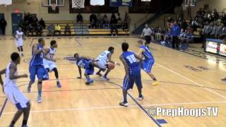 Darsean Woodson 2014 Detroit Pershing highlights vs Walled Lake Western