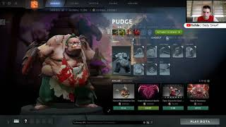 Pudge Guide - How To Play Pudge, 0% Miss Chance Hook, Best Pudge Build (FT.Dady Smurf)