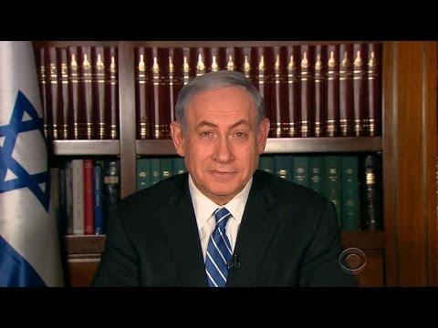 Israeli PM Benjamin Netanyahu Blasts Iran Nuclear Deal