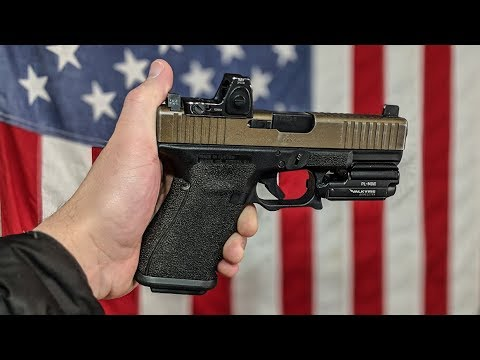 Why I Carry a Glock 19 - and maybe why you should consider one...