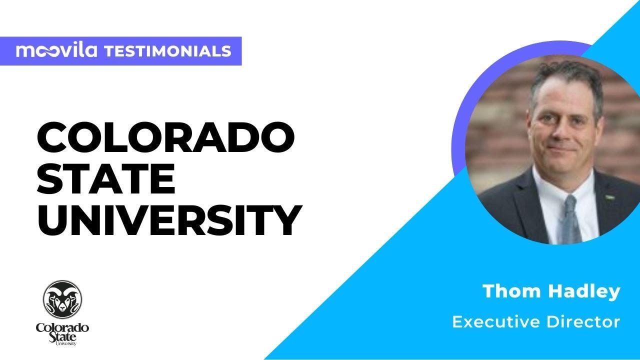 Customer Success Spotlight: Colorado State University