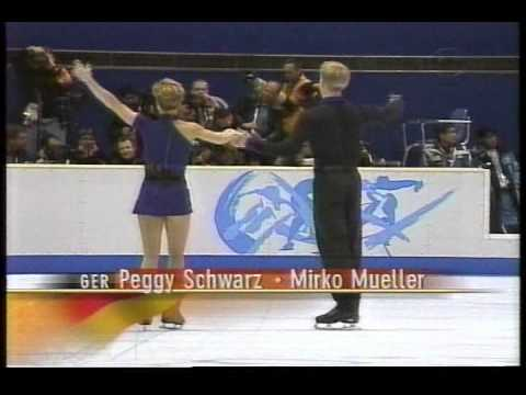 Schwarz & Müller (GER) - 1998 Nagano Winter Games, Figure Skating, Pairs' Short Program