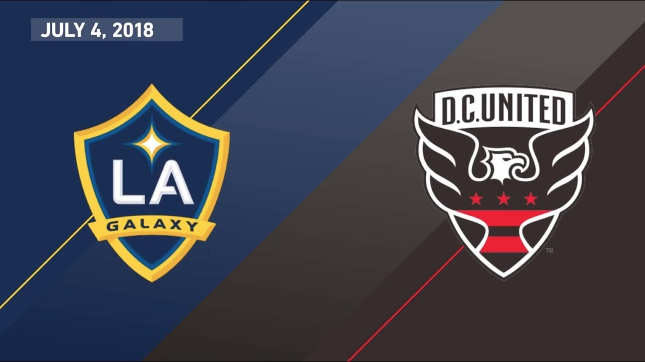 HIGHLIGHTS: LA Galaxy vs. D.C.  United | July 4, 2018