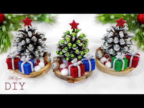Своими руками новогодние подарки и сувениры