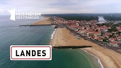 Landes - Les 100 lieux qu'il faut voir - Documentaire complet
