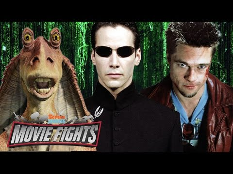 Pitch the Matrix Sequel - 90's MOVIE FIGHTS! (1999)