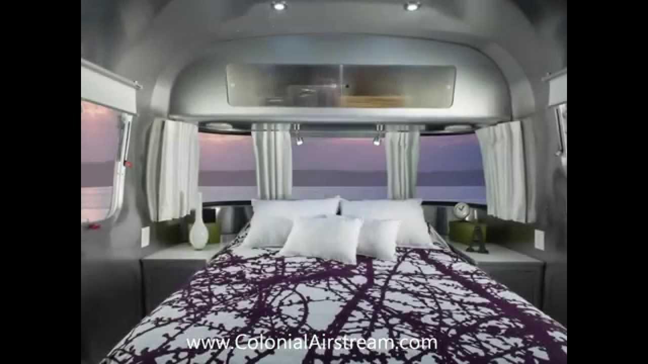 2013 Airstream International Sterling 25FB 27FB