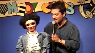 Otto and George RARE Rascals Comedy Club 1998