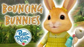 Peter Rabbit - Bouncing Bunnies | Cartoons for Kids