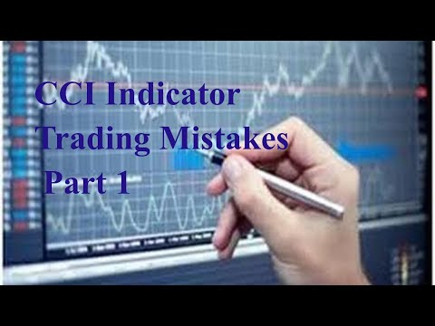 CCI Indicator Trading Mistakes Part 1