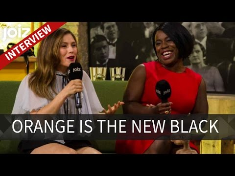 "Orange is the new black: ""Crazy Eyes"" und ""Morello"" im Interview"