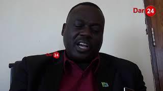 DC Mpya Longido Aingilia Mapigano ya Wawekezaji, Sasa Amani Tu