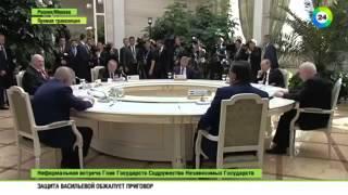 Между А Атамбаевым и И Каримовым возник спор
