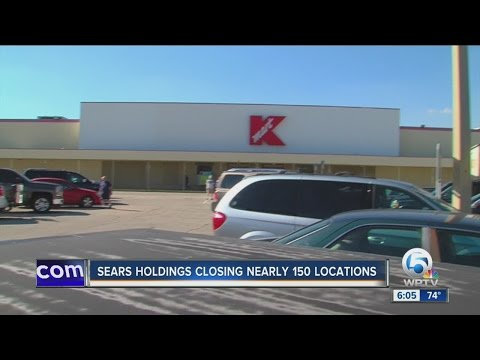 Sears holdings closing nearly 150 locations