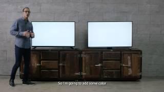 4K UHD TV: RGBW vs RGB