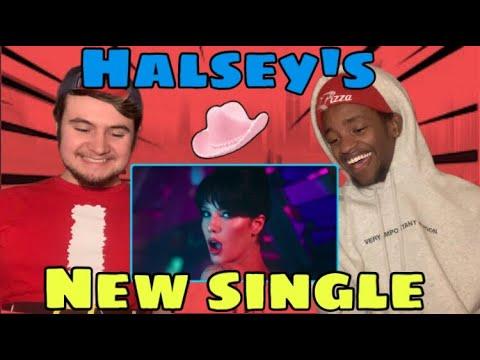 Halsey - You should be sad REACTION