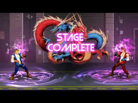 Veg and Mana TEAM UP For some Double Dragon NEON!!!!