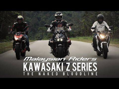 Kawasaki Z Series: The Naked Bloodline -- Ep.4