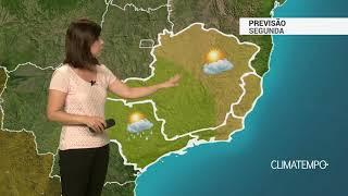 Previsão Sudeste – Ar seco em parte da Região
