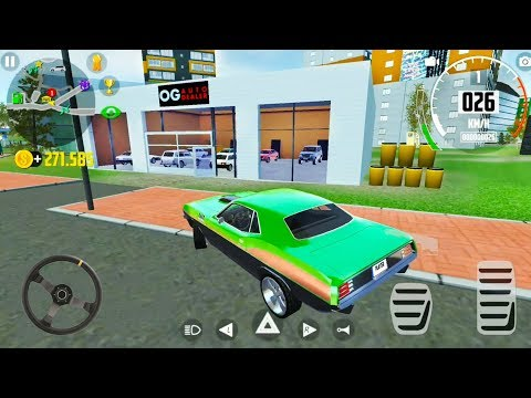Choosing A New Car From An Auto Dealer - Car Simulator 2 - Android Gameplay FHD