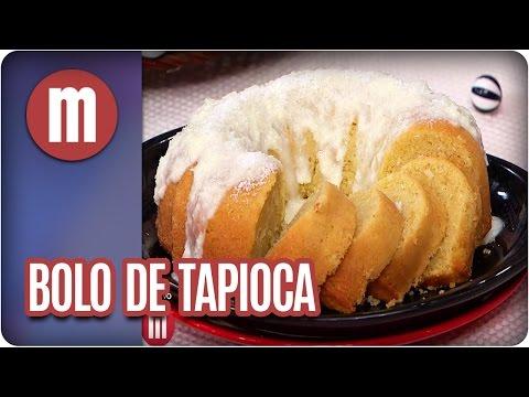 Bolo de tapioca - Mulheres (17/04/17)
