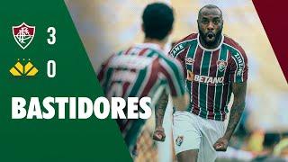 FluTV - Bastidores - Fluminense 3 x 0 Criciúma - Copa do Brasil 2021