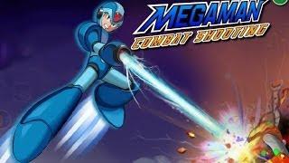 Megaman Combat Shooting Level1-10 Walkthrough