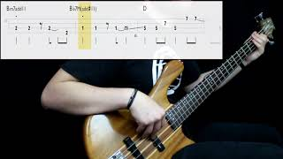 Rush Freewill Bass Cover Play Along Tabs In.mp3
