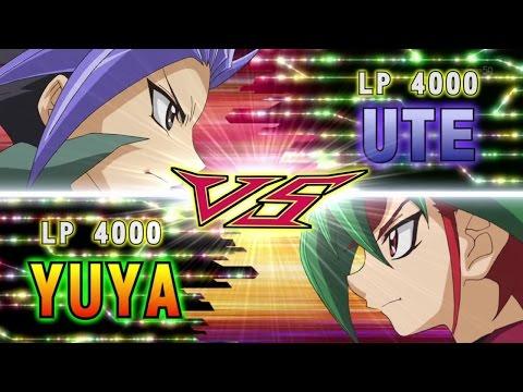 Yuto vs Yuya (ACTION DUEL) |