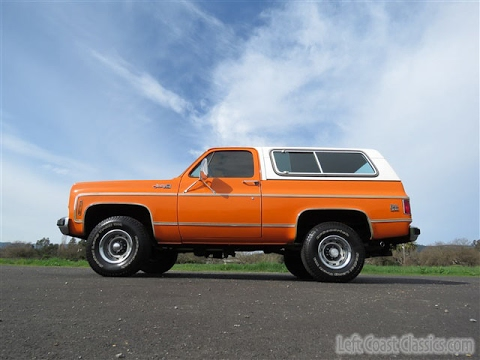 1977 GMC Jimmy High Sierra 4x4 Convertible Truck for Sale ...