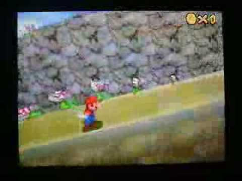 Super Mario 64 DS Action Replay Hack 2: Whomp's Piranha Garden, (READ DESCRIPTION)