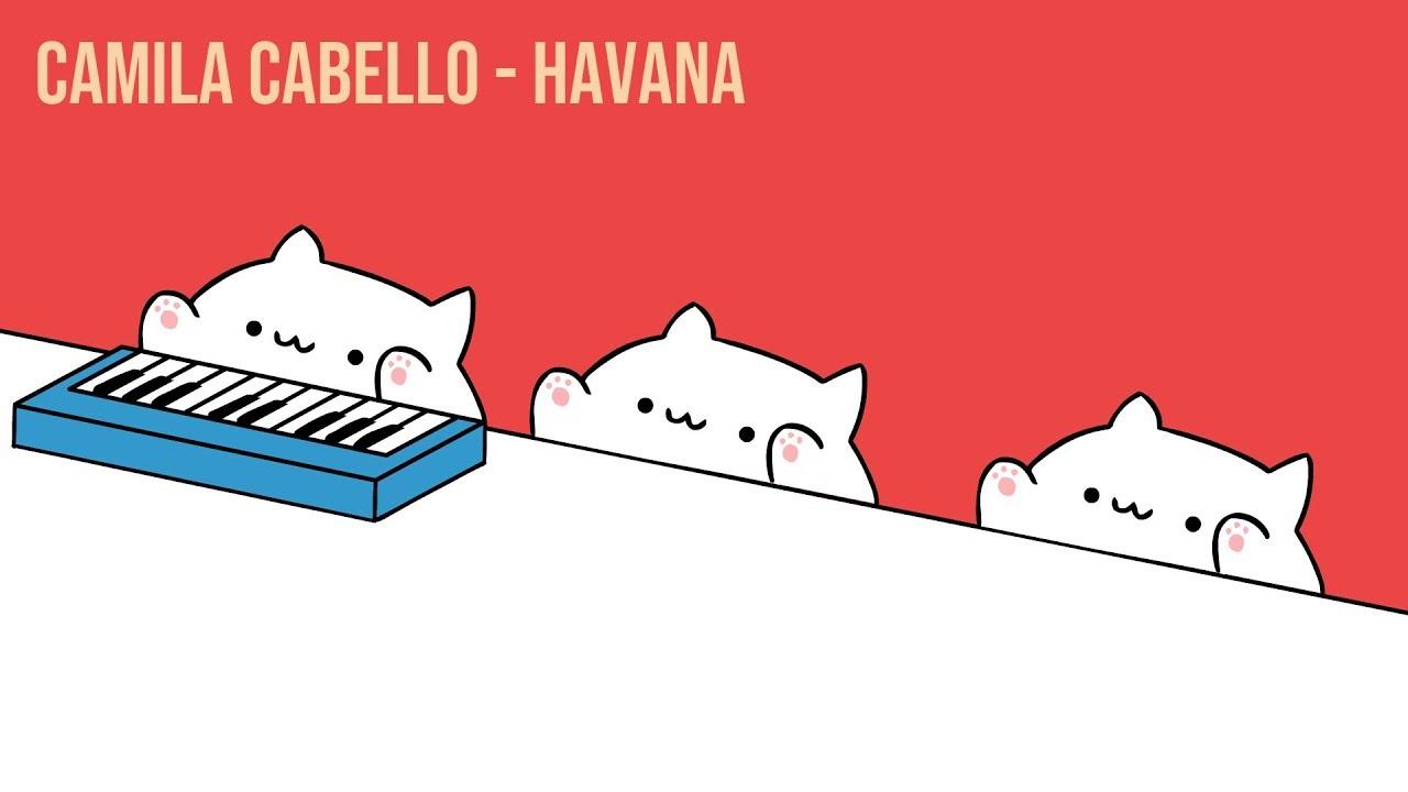 Bongo Cat - Camila Cabello