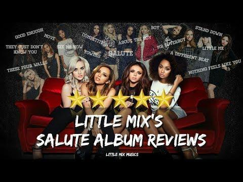 LITTLE MIX'S SALUTE ALBUM REVIEWS
