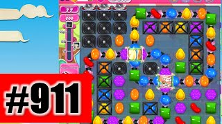 Candy Crush Saga Level 911 | Complete!