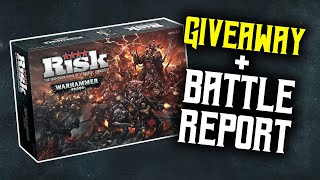 RISK Warhammer 40,000 Board Game
