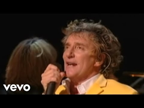 Rod Stewart  What A Wonderful World