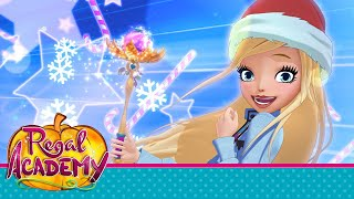 Regal Academy | Season 2 Episode 22 - Christmas in the Fairy Tale Land (clip)