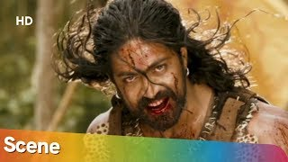 Gajakesari (2014) Flashback Super Action Fighting Scene Superhit Kannada Movie