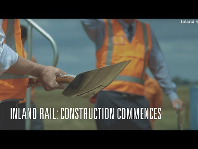 Inland Rail: first sod