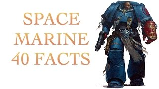40 Facts and Lore about Spacemarines, Warhammer 40k